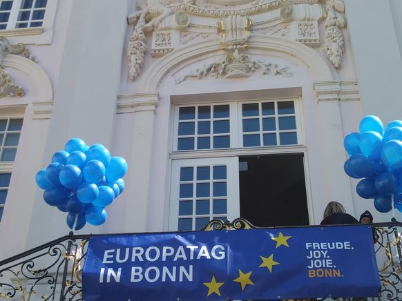 Dy of Europe at the Old Town Hall